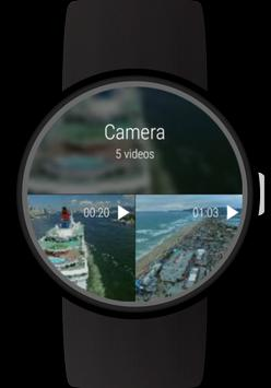 Video Gallery for Wear OS (Android Wear) screenshot 7