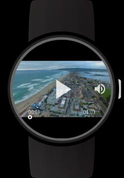 Video Gallery for Wear OS (Android Wear) screenshot 6