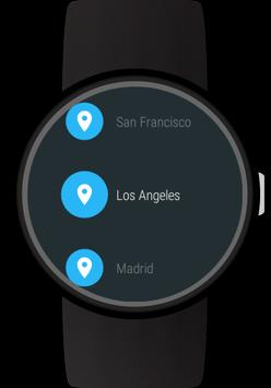 Weather for Wear OS (Android Wear) screenshot 4