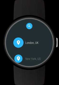 Weather for Wear OS (Android Wear) screenshot 5