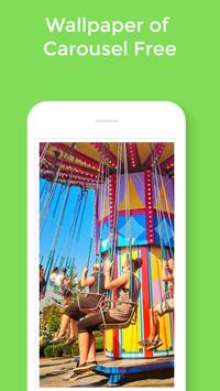Wallpaper Carousel HD screenshot 1