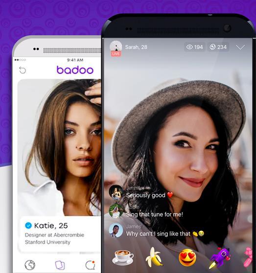 Login www badoo de LOVOO Einloggen