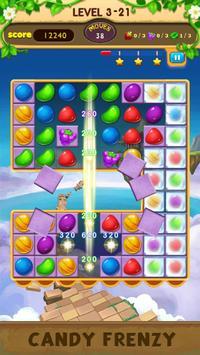 Candy Frenzy screenshot 1