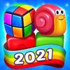 Toy Tap Fever - Cube Blast Puzzle biểu tượng