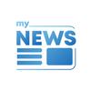 myNews 日本: 新聞リーダー アイコン