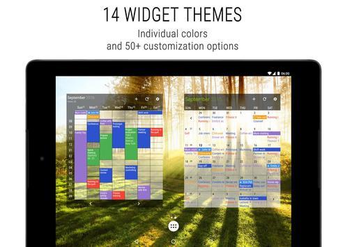 Business Calendar screenshot 12