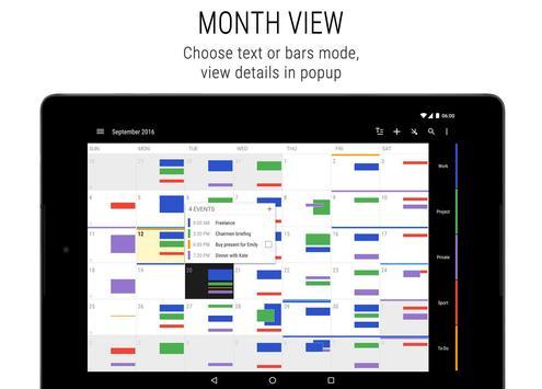 Business Calendar screenshot 13