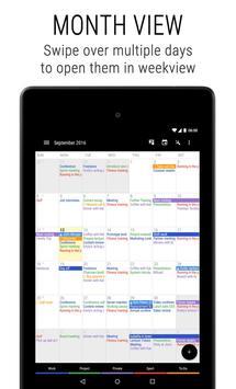 Business Calendar screenshot 16