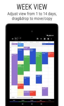 Business Calendar screenshot 17