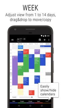 Business Calendar screenshot 1