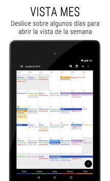 Calendario Business captura de pantalla 16
