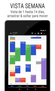 Calendario Business captura de pantalla 17