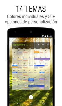 Calendario Business captura de pantalla 4