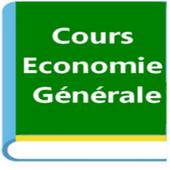 Cours économie générale icon