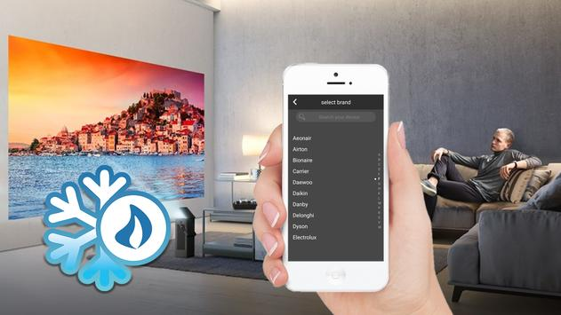 Ac Remote Control - Remote for Air Conditioner screenshot 9