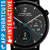 ⌚ Watch Face - Ksana Sweep for Android Wear OS-icoon