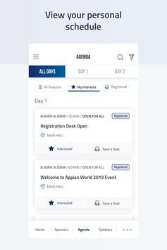 Appian World 2019 capture d'écran 1