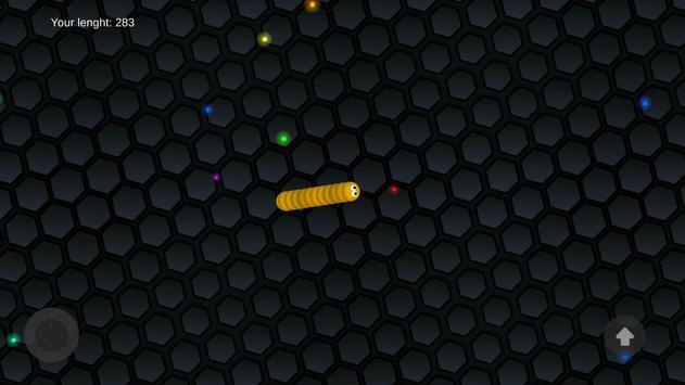 Slither Battle screenshot 3