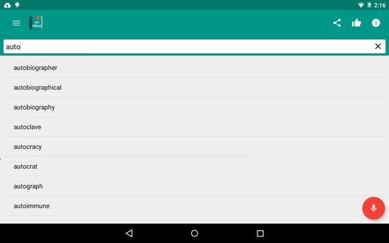 Odia Dictionary screenshot 9