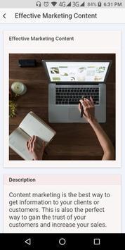 Content Marketing Guide screenshot 2