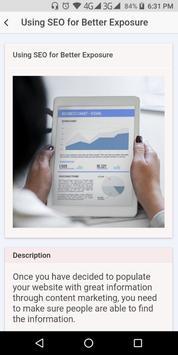 Content Marketing Guide screenshot 4