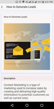 Content Marketing Guide screenshot 5