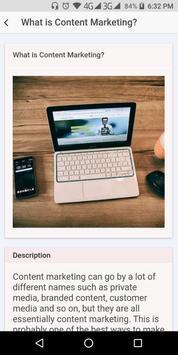 Content Marketing Guide screenshot 6