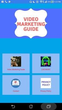 Video Marketing Guide poster