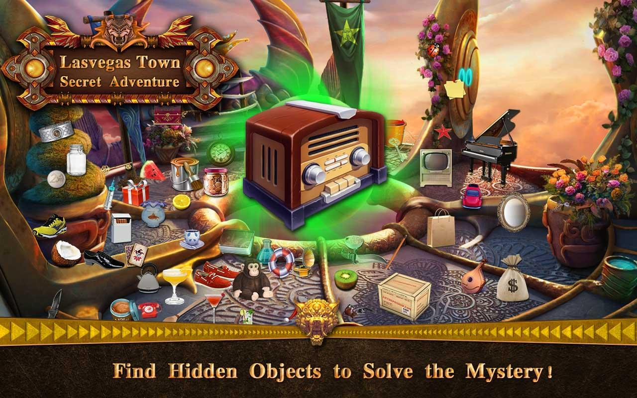 Hidden Object Games 300 Levels Free Town Secret For Android Apk Download