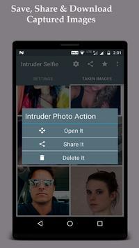 Intruder Selfie screenshot 2