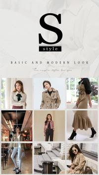 Sstyle poster