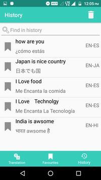 Translator screenshot 4