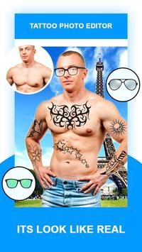 Tattoo Photo Editor New poster