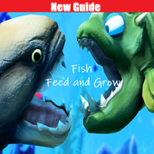 Fish Feed and Grow Tips icon