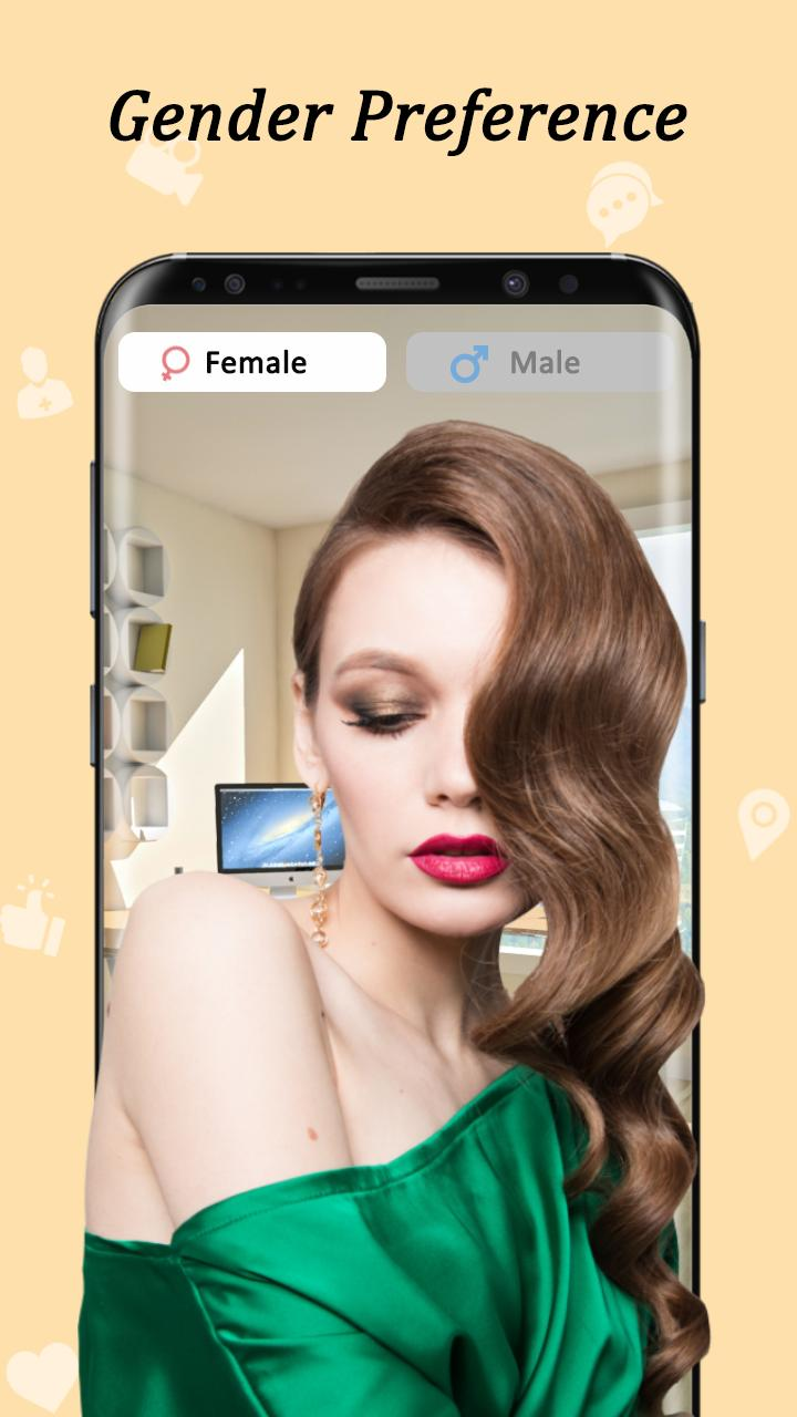 USA Girls Video Chat - Chat With Strangers for Android