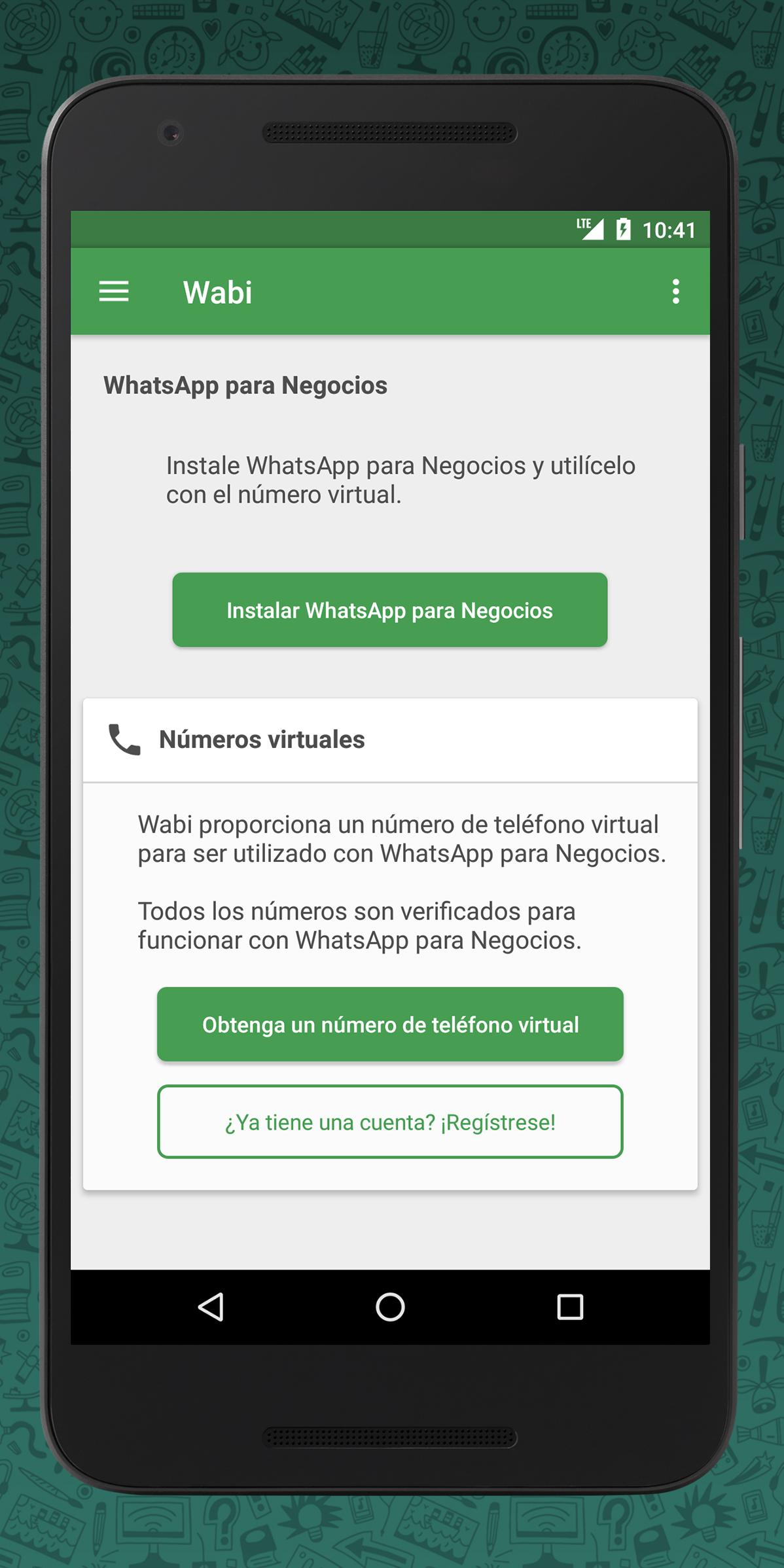 Wabi for Android - APK Download
