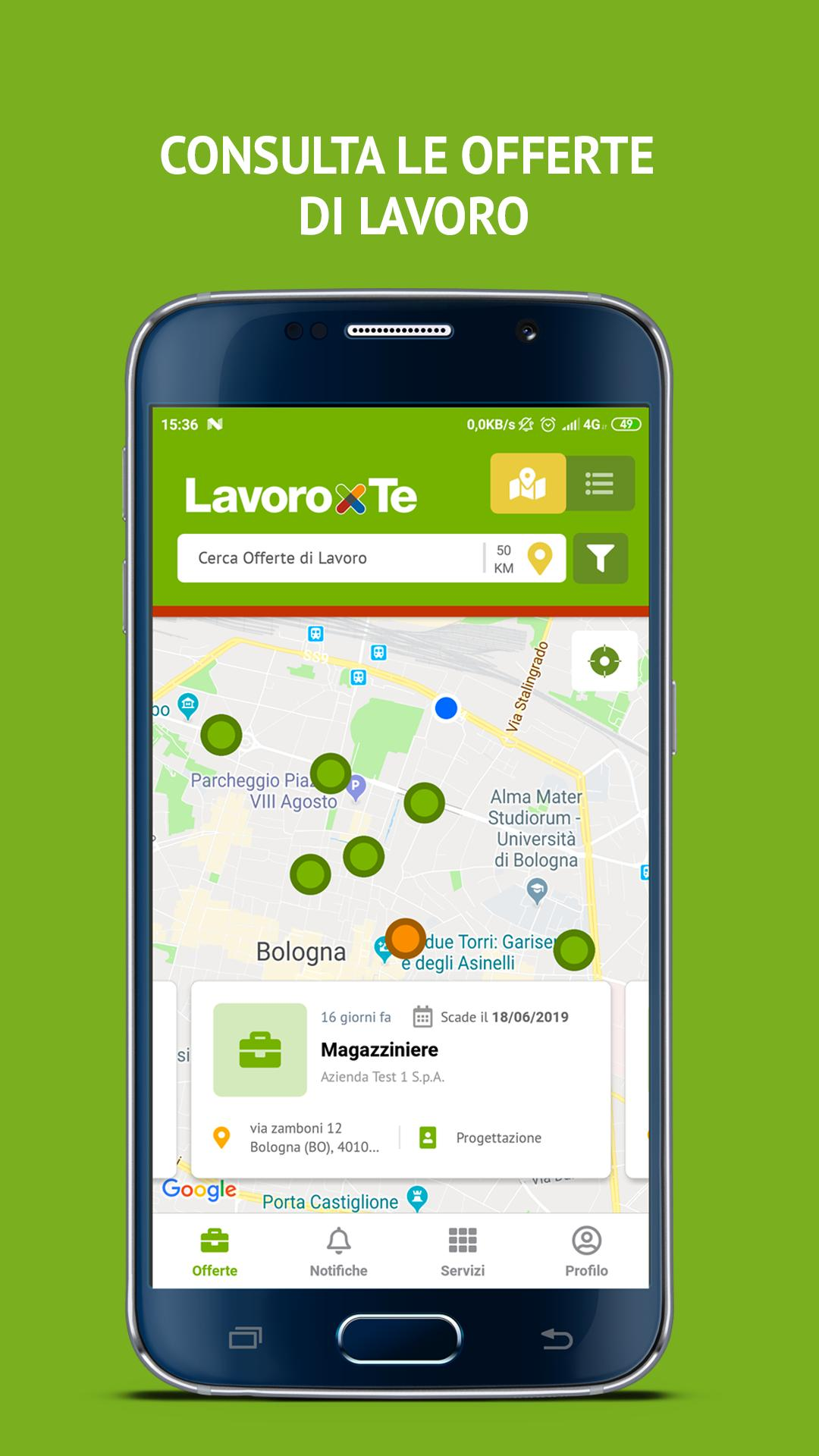 Lavoro per Te Emilia-Romagna for Android - APK Download