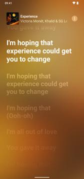 Apple Music Screenshot 1