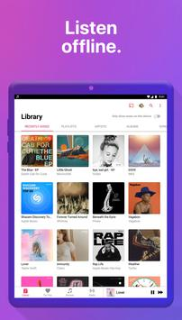 Apple Music تصوير الشاشة 6