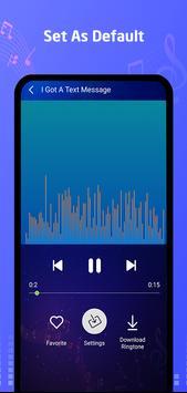 Beltonen Gratis Muziek screenshot 2