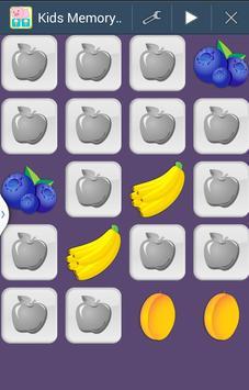 Memory Puzzle Game HD screenshot 1