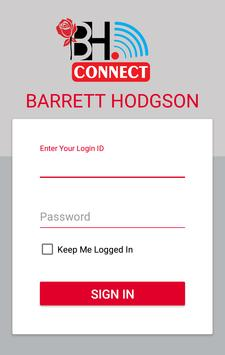 Barrett Hodgson poster