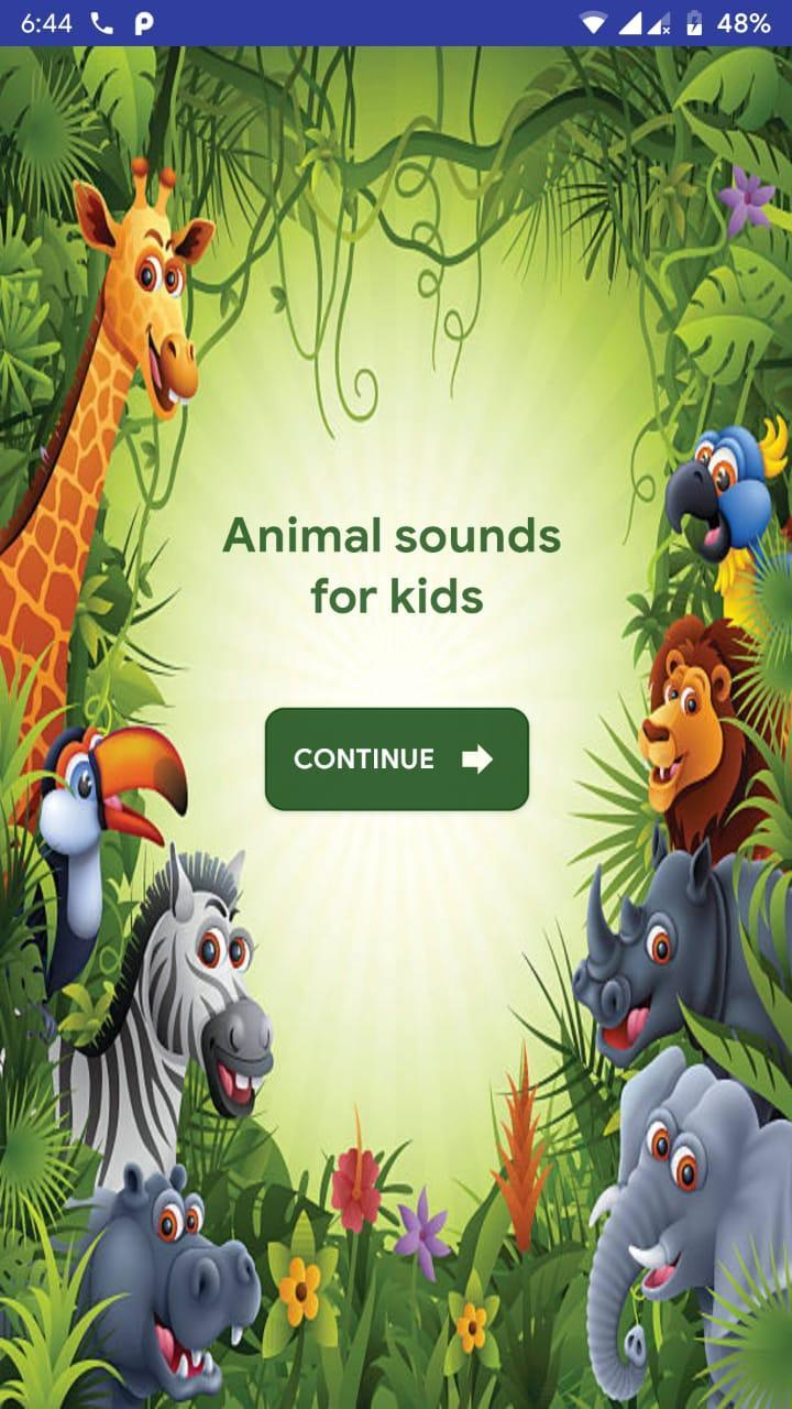 Best Animals sounds app for Android - APK Download