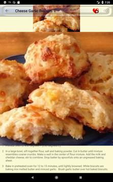 Biscuit and Crackers Recipes screenshot 14