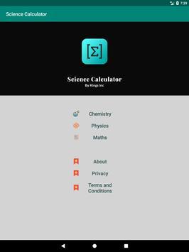 Science Calculator screenshot 8