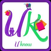 Uknow icon