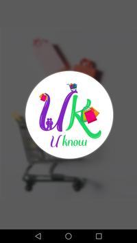 Uknow poster