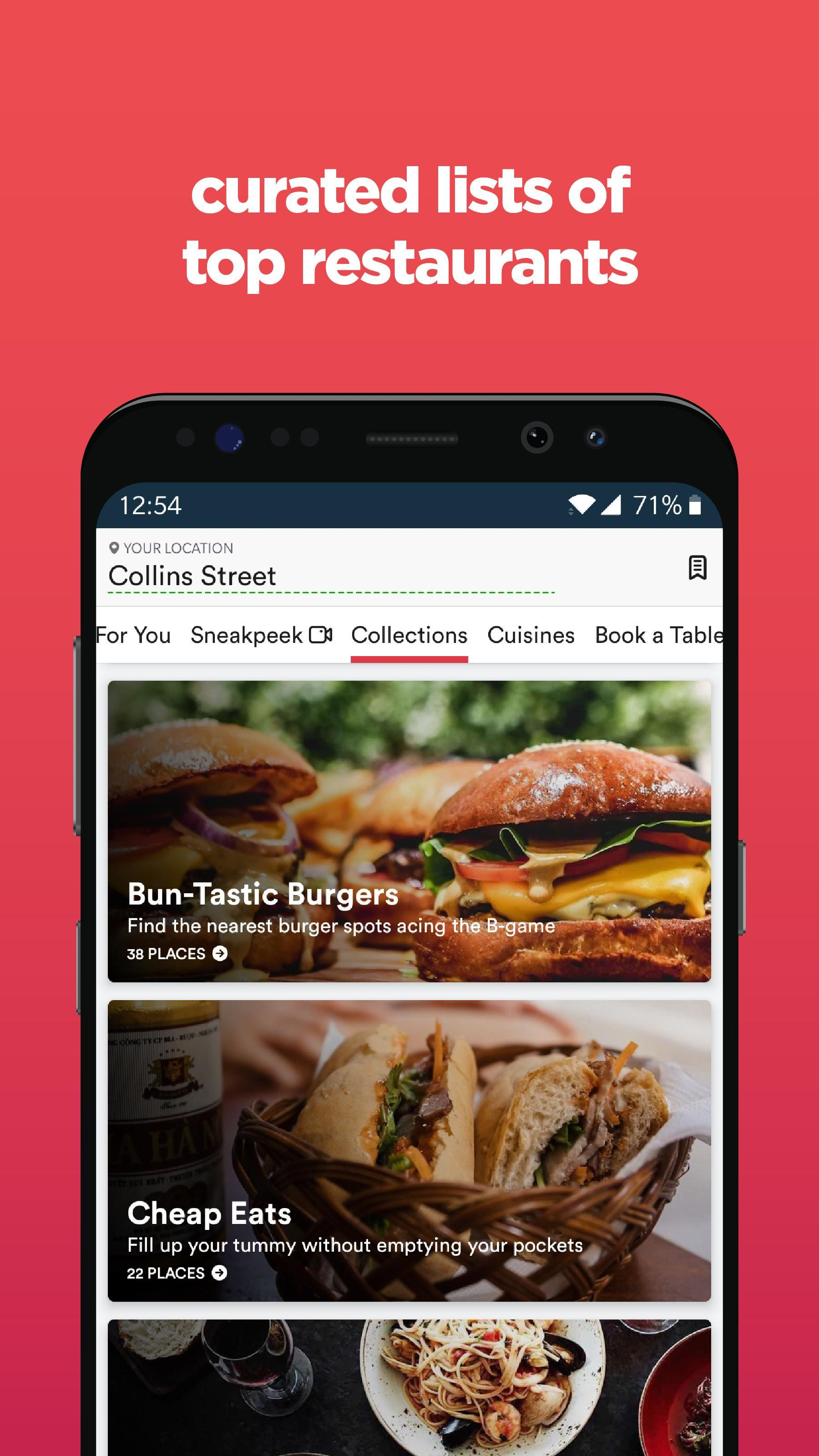 Zomato for Android - APK Download
