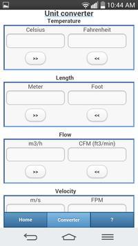 Evaporative Cooling Calculator screenshot 7