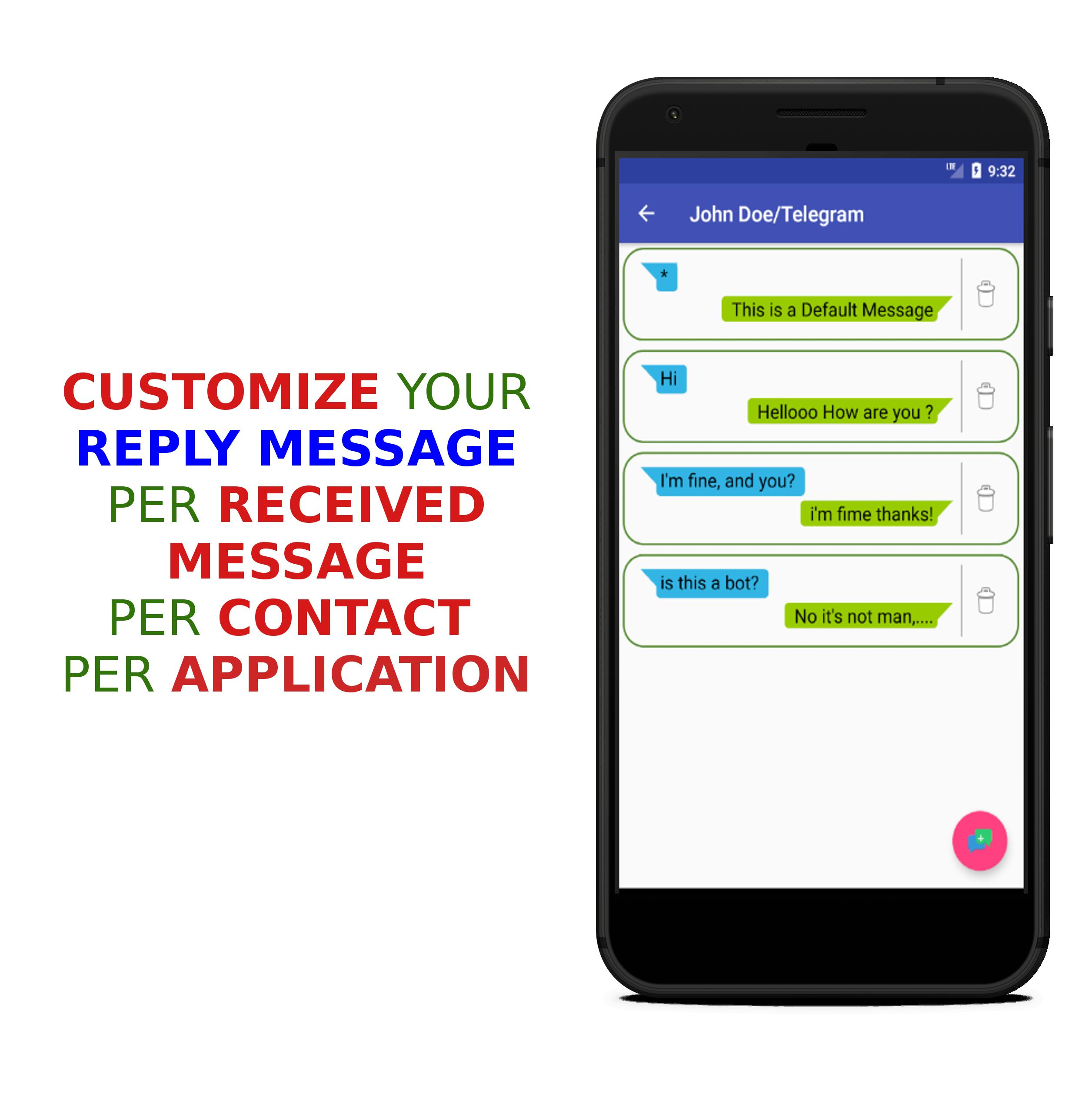 IM Auto Reply for Android - APK Download